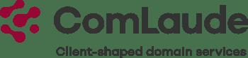 Com Laude - Logo - Strapline - Solid